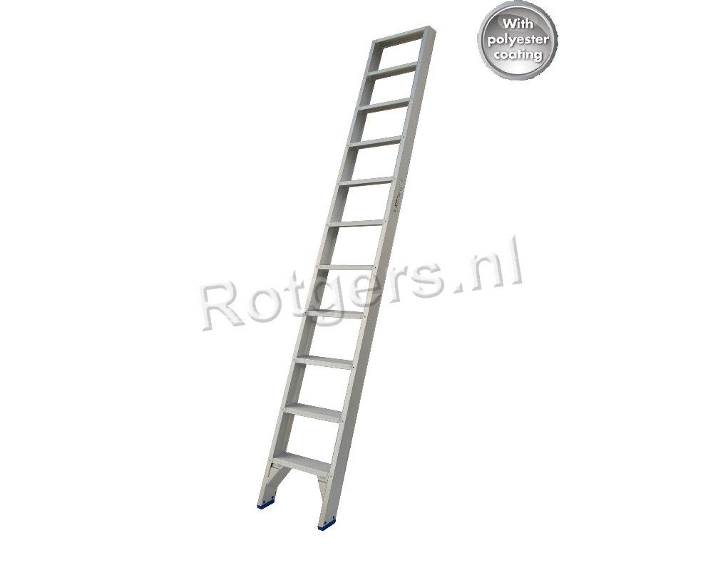 Trappen solide trap et 11 treden for Trap 2 meter